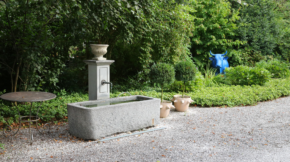 Garten Und Landschaftsgestaltung Für Region Luzern Emmen ~ Brunnen Für  Garten Schweiz